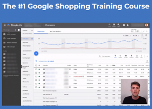 Dennis Moons - Google Shopping Success 2019