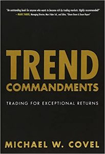 Michael Covel - Trend Commandments