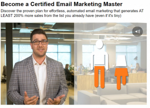Richard Lindner - Email Marketing Mastery