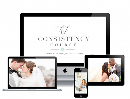 Katelyn James - Consistency Course