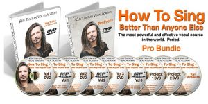 Ken Tamplin Vocal Academy - How To Sing Better Than Anyone Else