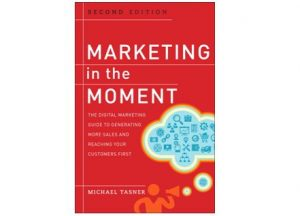 Michael Tasner - Marketing in the Moment