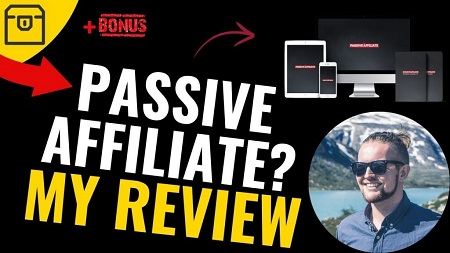 Passive Affiliate 2019 with Andy Hafell