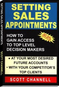 Scott Channell - Setting Sales Appointments