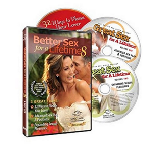 Sinclair Institute Collection - Better Sex for Lifetime