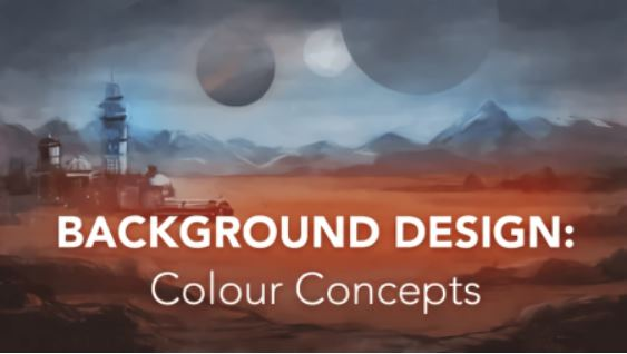 Background Design - Colour Concepts