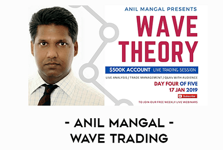 Wave Trading with Anil Mangal